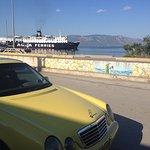 Ταξί και πούλμαν