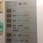 Foto de Honjou Grand Hotel