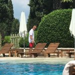 Palace Hotel Villa Cortine Foto