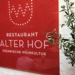 Alter Hof  Restaurant - Weinbar- Eventlocation Foto