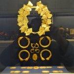 Benaki Museum, gold jewelry