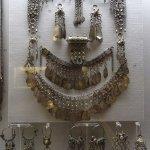 Benaki Museum, silver jewelry
