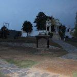 Temple & park