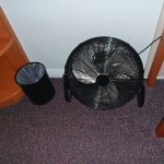 Turbo Fan - Room 8
