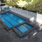Excelente decoración total reforma las habitaciones son magníficas personal excelente piscina ge