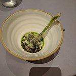 Tempura sprouting broccoli