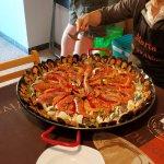 Foto de Clases privadas de paella con Marta