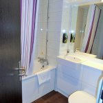 Bathroom - well equipped & spotless
