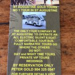 Foto di St. Augustine Gold Tours