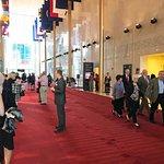 Kennedy Center - One of two main hallways