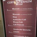 Coffe Baum Foto