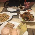 Fantastic food at Fattys