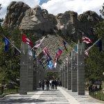 Mount Rushmore National Memorial Foto