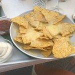 Nachos al formaggio