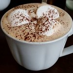 Best hot chocolate in Manchester