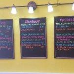 Dessert Board, Three Languages, all Great