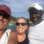 Farewells and onto next island