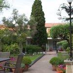 Verdure et paix au New Hotel Bompard
