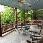 Charlotte's Room. The porch was delightful!!