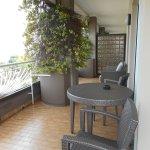 part of room 508 balcony