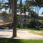 Hammocks at Sanibel Island Beach Resort.