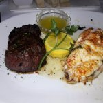 8oz Filet and Lobster Tail