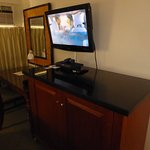 Flat Screen tv with PS3