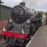 The NYMR Steam Train Experience