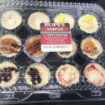 Signature sampler of the top seller cheesecakes