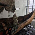 Replica of the Viking Longship