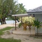 notre bungalow plage