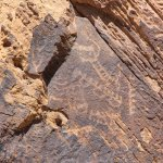 Photo of Parowan Gap Petroglyphs