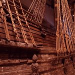 Vasa, from one side