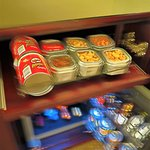 Snacks and mini-bar