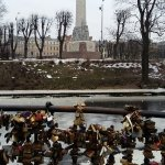Freedom Monument (Brivibas Piemineklis) Foto