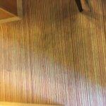 Carpet leading to kitchen