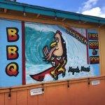 Chicken In A Barrel BBQ
