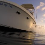 """34' Hatteras """"Hooked Up Too"""""""