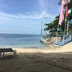 Foto de Blue Corals Beach Resort