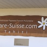 Photo of Fare Suisse Tahiti