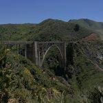 Foto på bron