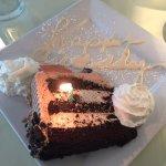 Oreo mousse cake