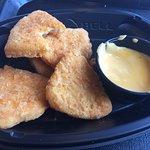 Naked Chicken Chips were nasty