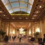 Foto di Fairmont Copley Plaza, Boston