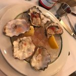Oysters on the half shell, Harbour Grill 112-1334 Island Hwy | Discovery Harbour Shopping Centre
