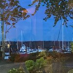 Evening view, Harbour Grill 112-1334 Island Hwy | Discovery Harbour Shopping Centre, Campbell Ri