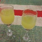 House lemon liquor