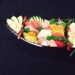 Sashimi Boat 2