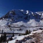 Alta en invierno, Fantastico sitio para esquiar