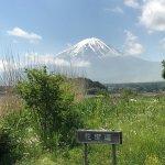 Photo of Lake Kawaguchiko